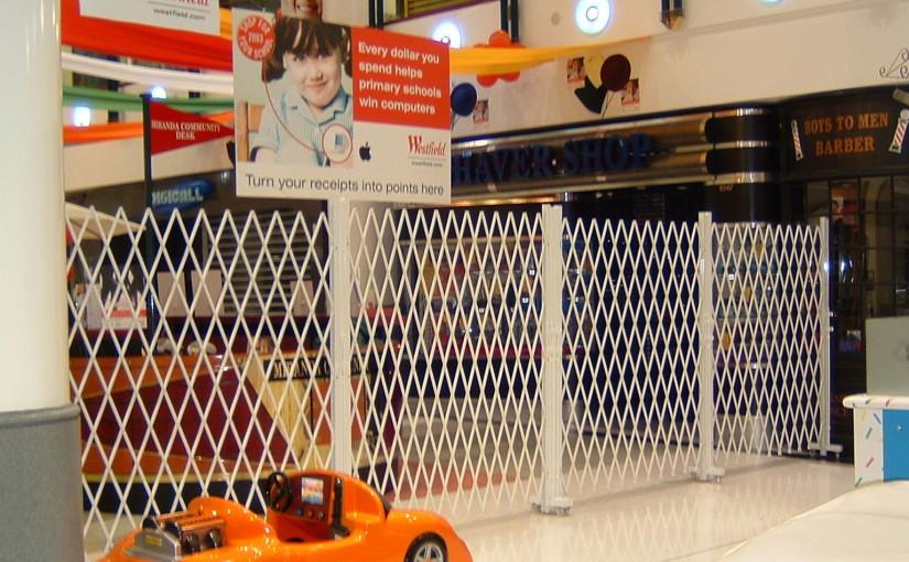 Shopping Centre Doors