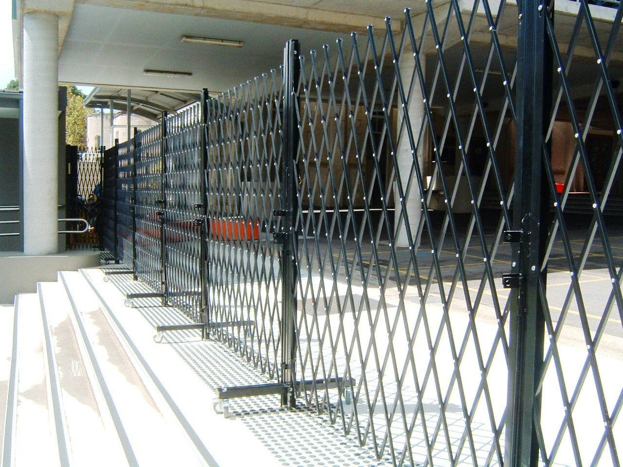 & Portable Barrier Passes Temporary Fencing Tests