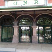 Townsville Train Station