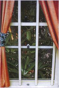 Security Window Screens R01 The Australian Trellis Door Co