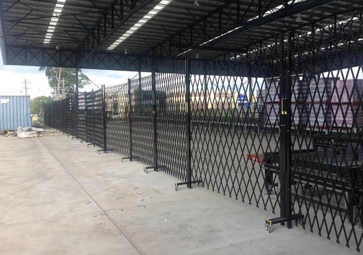 SECURITY DOORS, ROLLER SHUTTERS FOR FACTORIES, WAREHOUSES, LOADING DOCKS, FACTORY SHOWROOMS