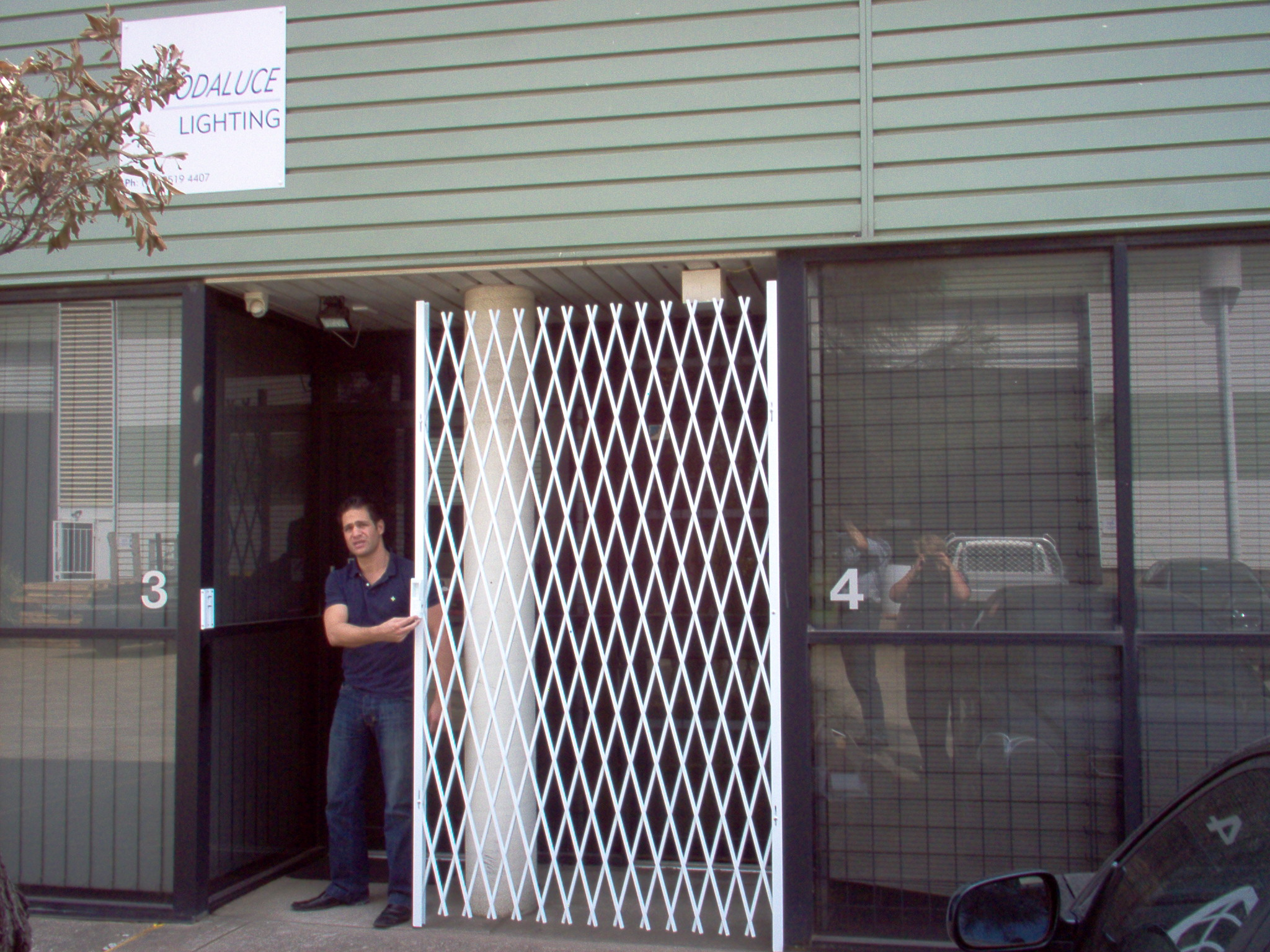 Diy Gates S04 The Australian Trellis Door Co