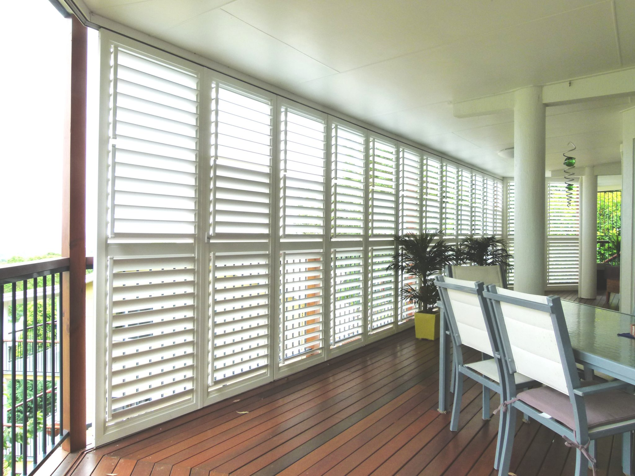 Security365 Plantation Blinds The Australian Trellis