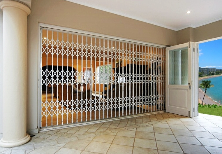 Domestic Security & The Australian Trellis Door Co | Security Doors Australia