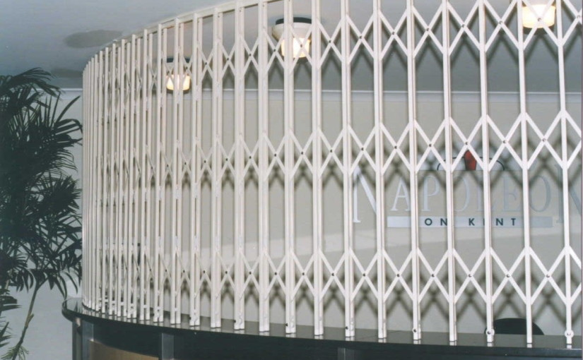 ATDC Security Doors Extremely Versatile for Commercial Spaces