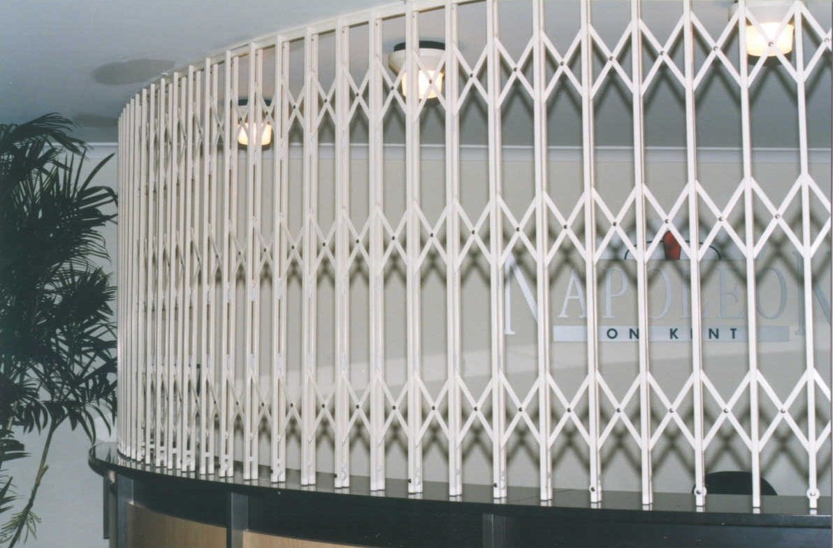 Atdc Security Doors Extremely Versatile For Commercial