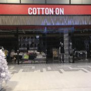 Cotton On Robina Trellis Door 2