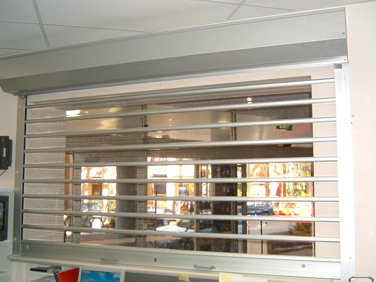 Roller Doors Rs7 Clearvision Roller Doors The