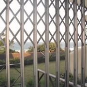sliding security gate brisbane