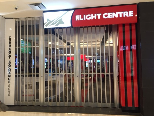 Commercial Closures at Flight Centre Group Stores in Australia