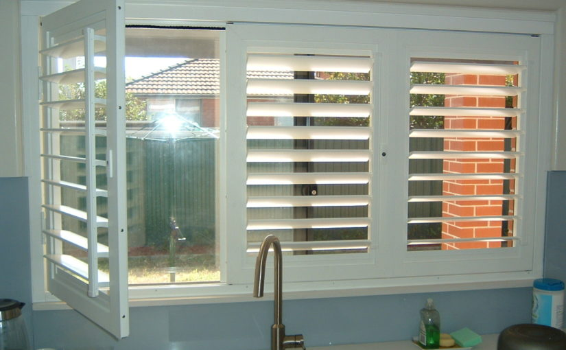ATDC Lockable Plantation Shutters are built for Durability