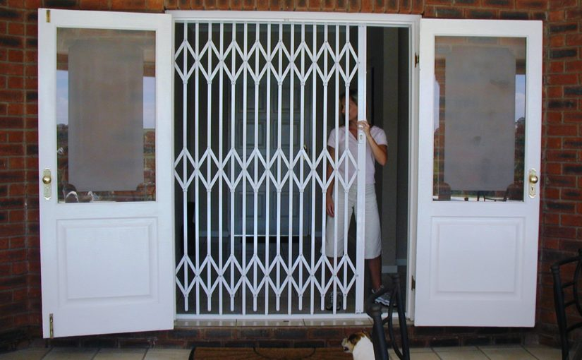 Are Security Doors Effective?