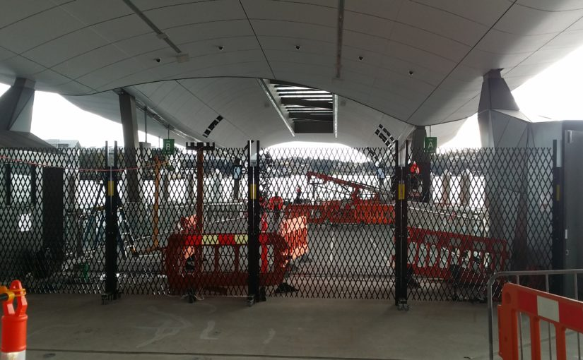 ATDC Installs Safety Barriers at New Ferry Terminal in Sydney