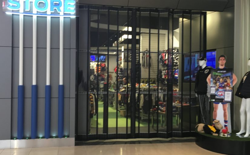 ATDC Has Widespread Success for Stackable Doors for Retailers