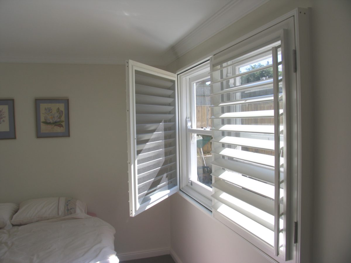 Atdc Lockable Security Shutters Complete With Insect Screens