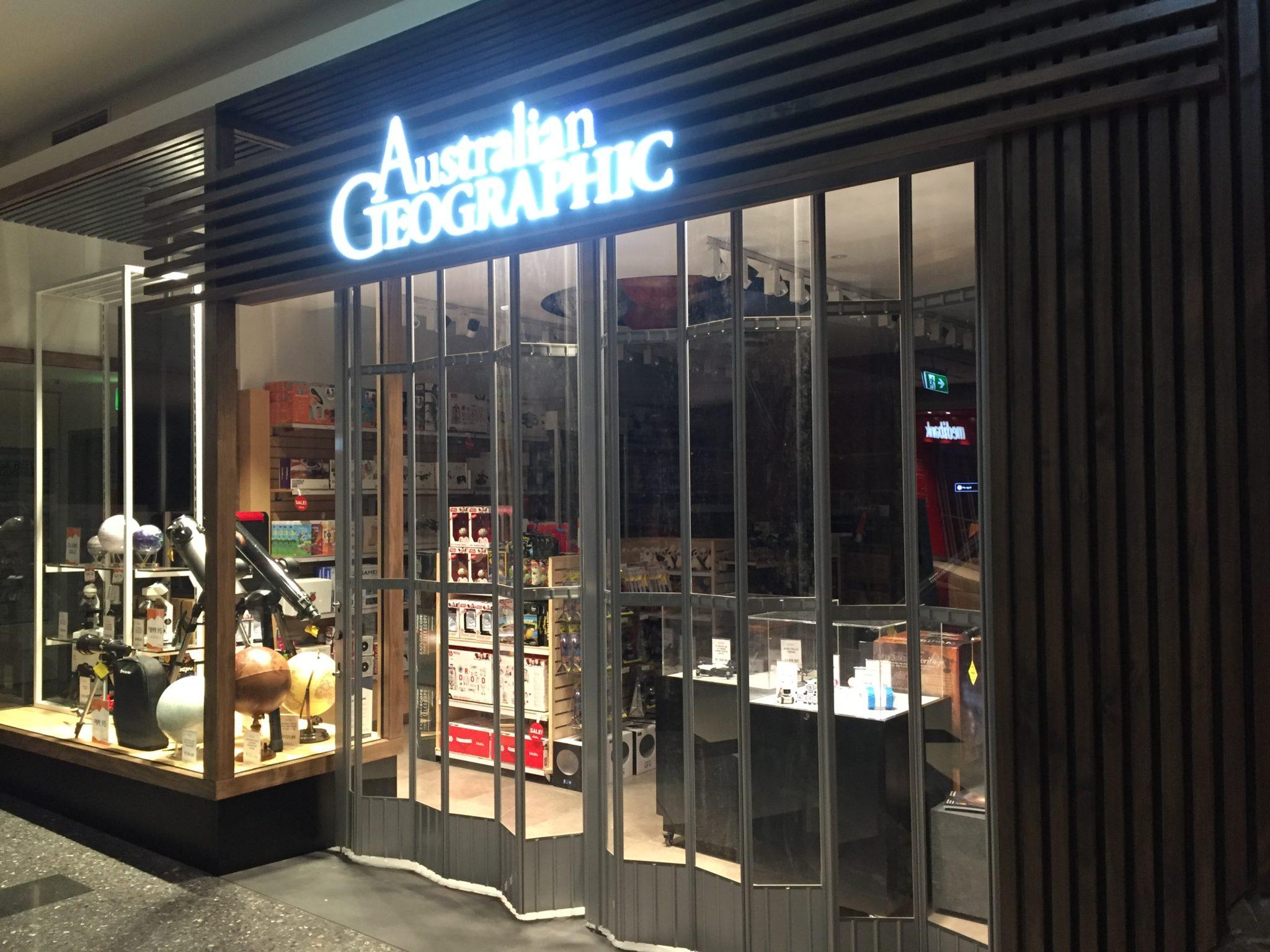 Shopfront Concertina Door