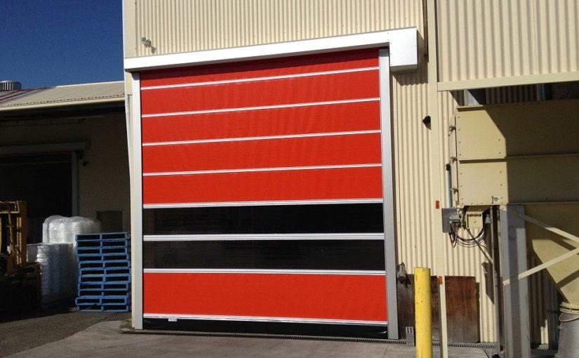 ATDC LAUNCHES RANGE OF SMART & EFFICIENT HIGH SPEED DOORS