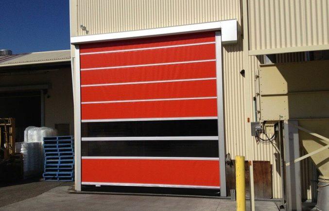 HS1000 High Speed Door-2