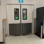 High Impact Resistant Traffic Doors