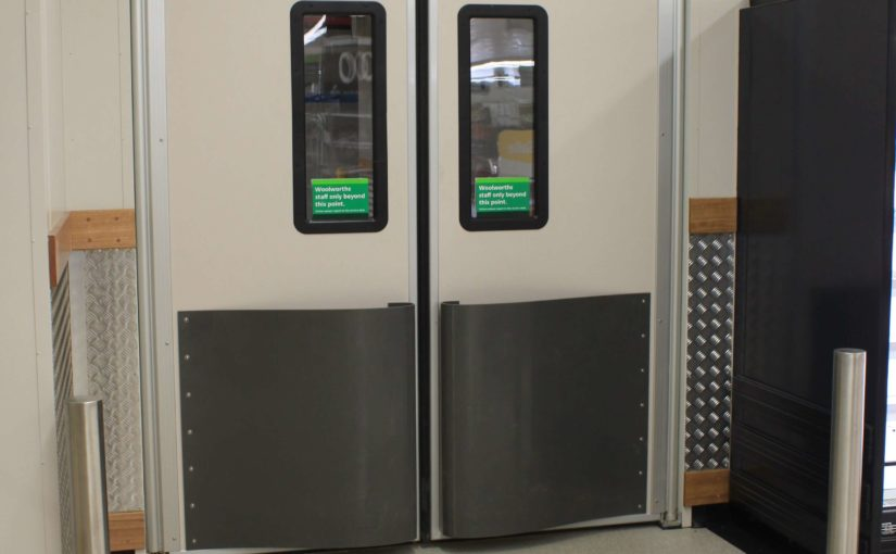 ATDC INTRODUCES HIGH IMPACT RESISTANT TRAFFIC DOORS