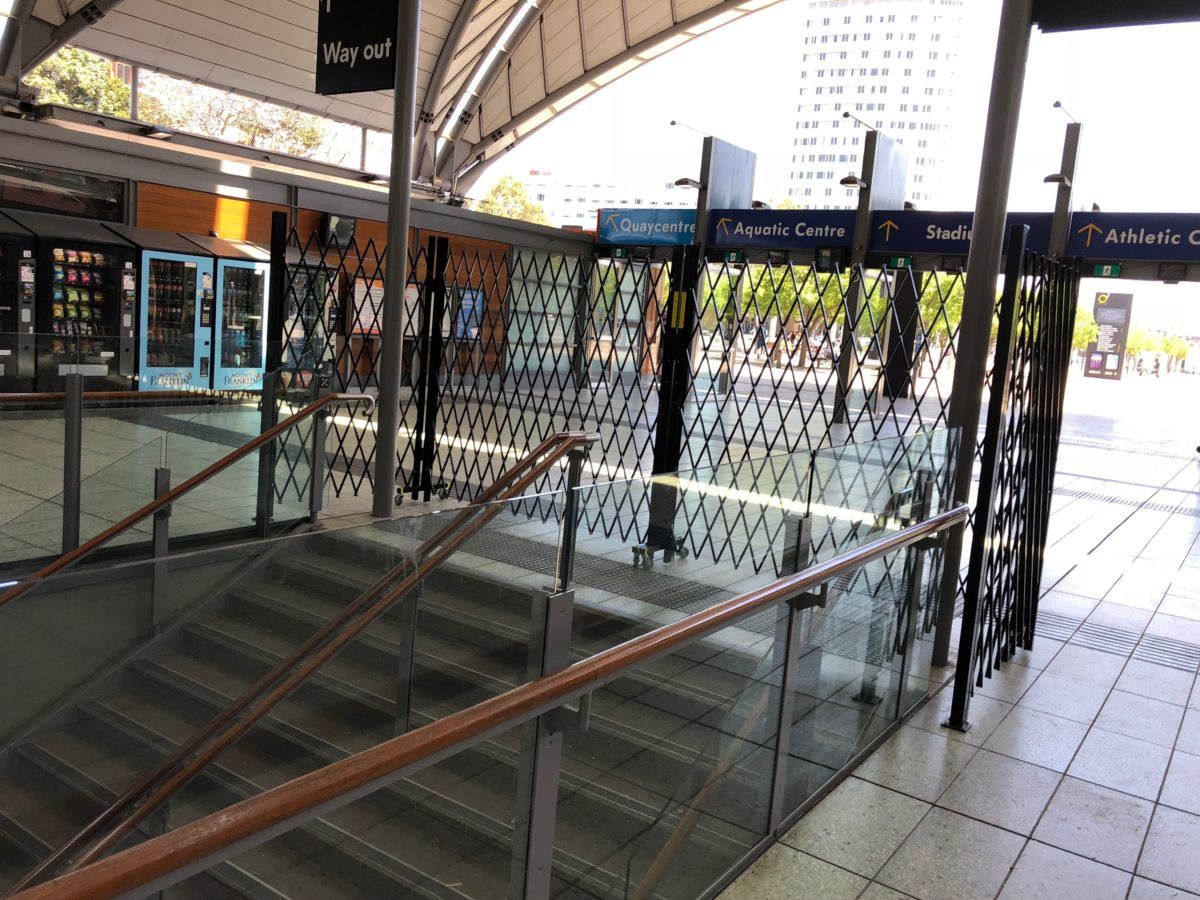 Access Control Barriers