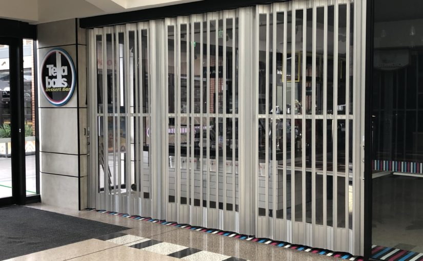 ATDC LAUNCHES NEW FOLDING CLOSURE DOOR FOR COMMERCIAL, RETAIL HOSPITALITY APPLICATION