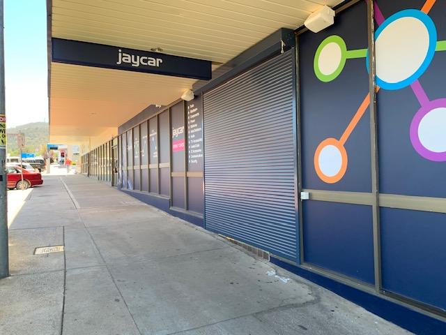 Jaycar Electronics Commercial Roller Shutter