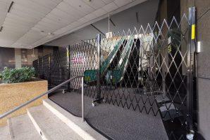 Singapore Folding Barricades
