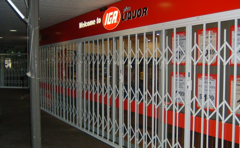 Protect your business now with security shutters as crime increases during pandemic