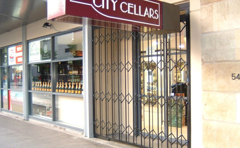Security doors and shutters for Liquor stores, bottle shops, chemists, pharmacies, supermarkets, convenience stores, petrol stations, medical centres, hospitals, railway stations and other government buildings