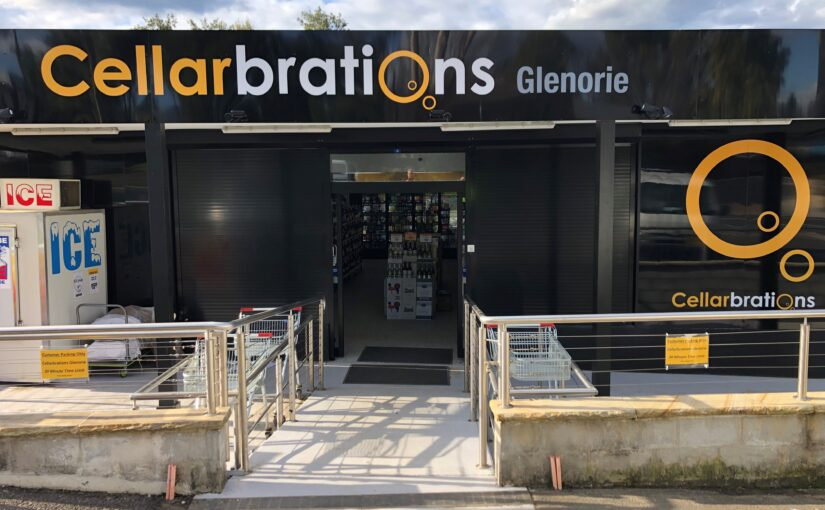 High Grade Security Roller Shutters for Liquor stores