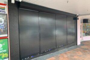 Parlour Security Doors