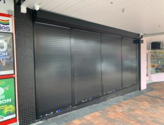 Security Doors and Shutters for Tattoo Parlours, Spa and Massage parlours, Beauty therapy studios